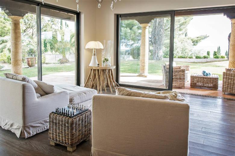 Charming Cote d Azur - Location villa de luxe - Provence / Cote d Azur / Mediterran. - ChicVillas - 5