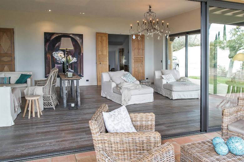 Charming Cote d Azur - Location villa de luxe - Provence / Cote d Azur / Mediterran. - ChicVillas - 6