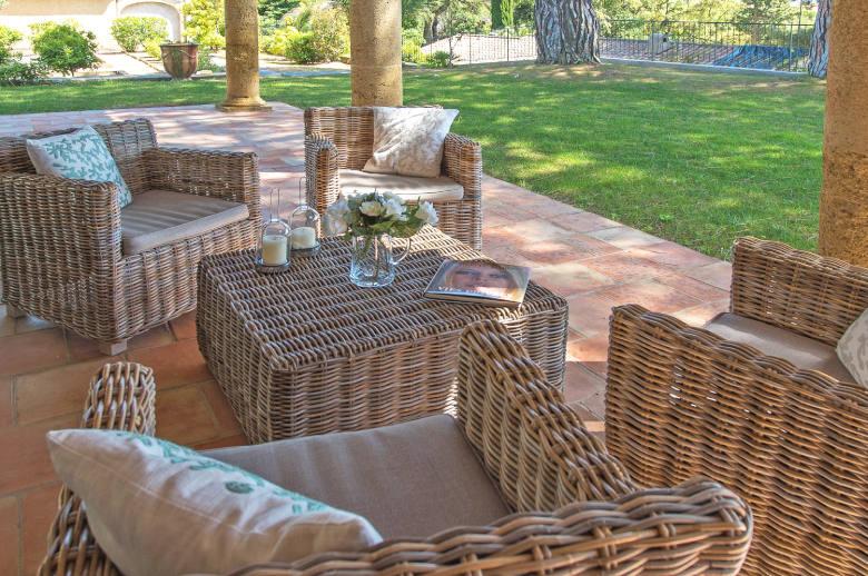 Charming Cote d Azur - Location villa de luxe - Provence / Cote d Azur / Mediterran. - ChicVillas - 7