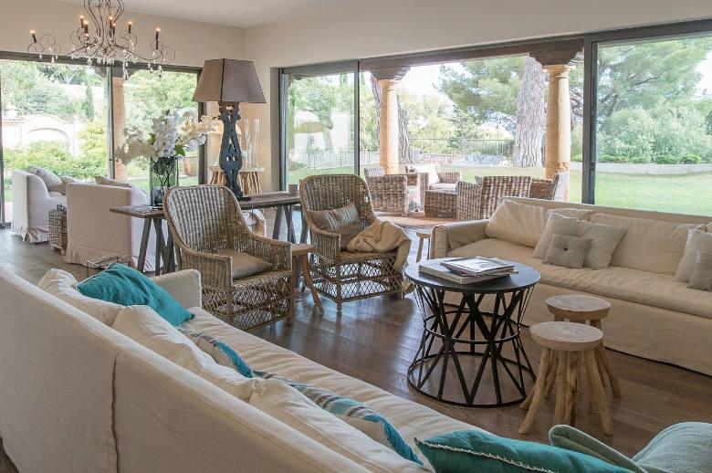 Charming Cote d Azur - Location villa de luxe - Provence / Cote d Azur / Mediterran. - ChicVillas - 8