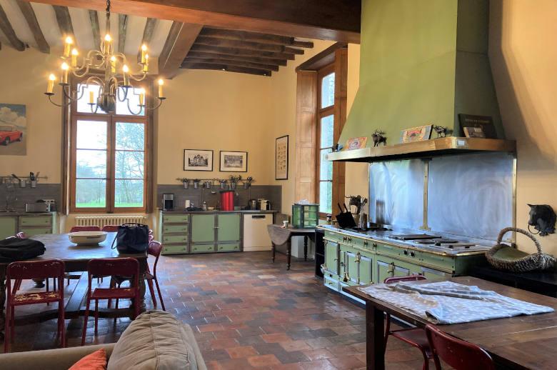 Chateau Campagne Chic - Location villa de luxe - Vallee de la Loire - ChicVillas - 12