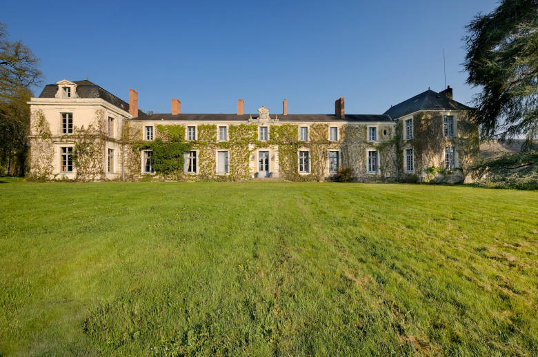 Chateau Campagne Chic - Location villa de luxe - Vallee de la Loire - ChicVillas - 13