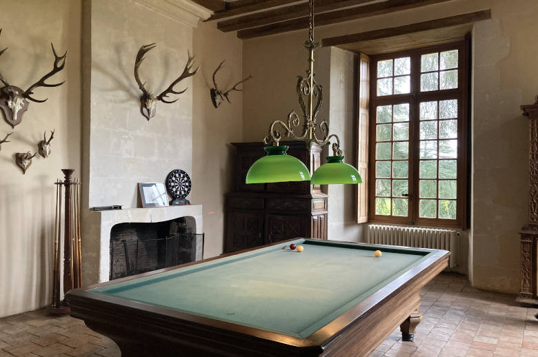 Chateau Campagne Chic - Location villa de luxe - Vallee de la Loire - ChicVillas - 14