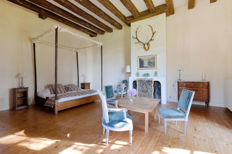 Chateau Campagne Chic - Location villa de luxe - Vallee de la Loire - ChicVillas - 18