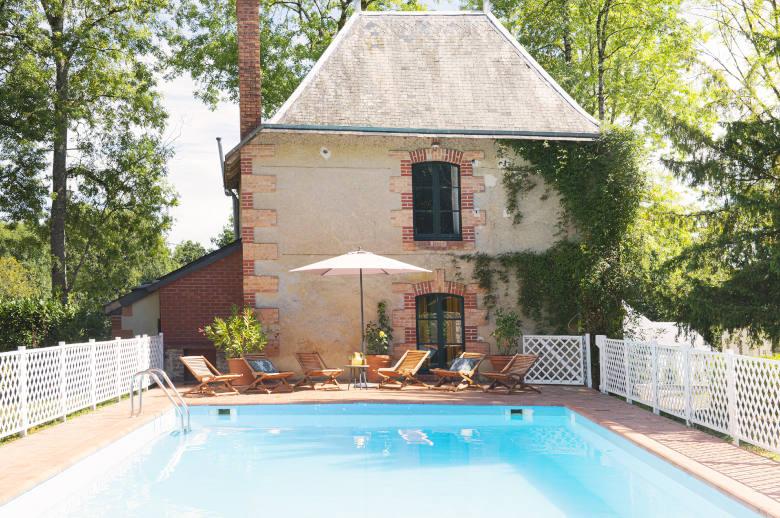 Chateau Campagne Chic - Location villa de luxe - Vallee de la Loire - ChicVillas - 2