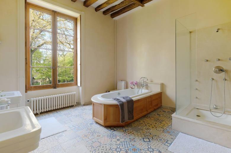 Chateau Campagne Chic - Location villa de luxe - Vallee de la Loire - ChicVillas - 33