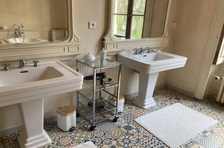 Chateau Campagne Chic - Luxury villa rental - Loire Valley - ChicVillas - 34