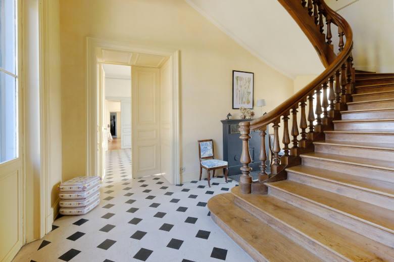 Chateau Campagne Chic - Location villa de luxe - Vallee de la Loire - ChicVillas - 4