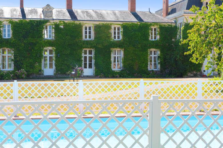 Chateau Campagne Chic - Location villa de luxe - Vallee de la Loire - ChicVillas - 40
