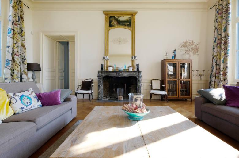 Chateau Campagne Chic - Luxury villa rental - Loire Valley - ChicVillas - 6