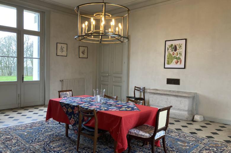Chateau Campagne Chic - Location villa de luxe - Vallee de la Loire - ChicVillas - 7