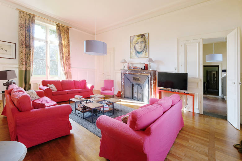 Chateau Campagne Chic - Location villa de luxe - Vallee de la Loire - ChicVillas - 8