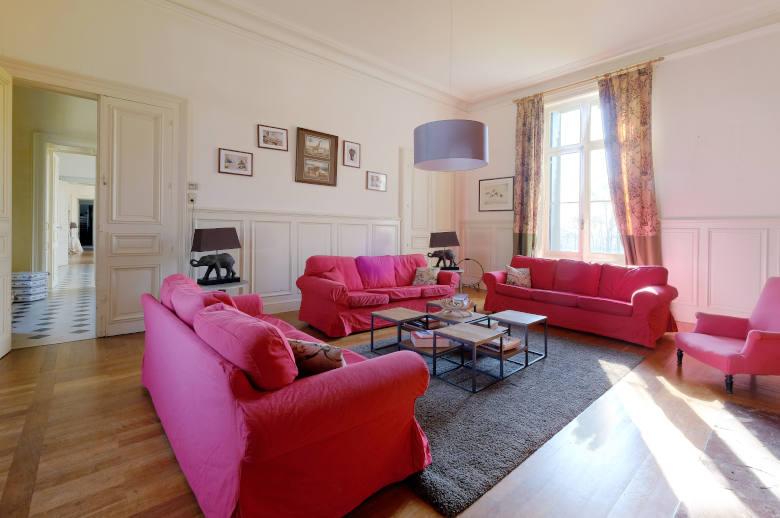 Chateau Campagne Chic - Luxury villa rental - Loire Valley - ChicVillas - 9