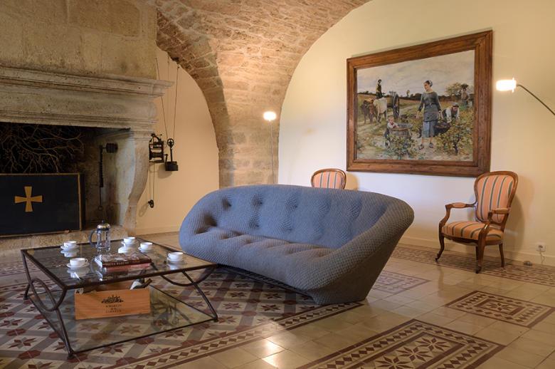 Chateau Esprit Sud - Location villa de luxe - Provence / Cote d Azur / Mediterran. - ChicVillas - 12