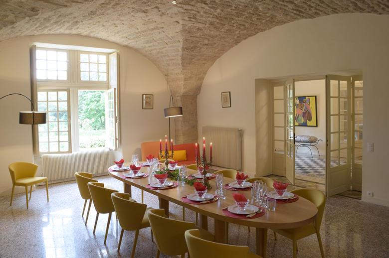 Chateau Esprit Sud - Location villa de luxe - Provence / Cote d Azur / Mediterran. - ChicVillas - 14