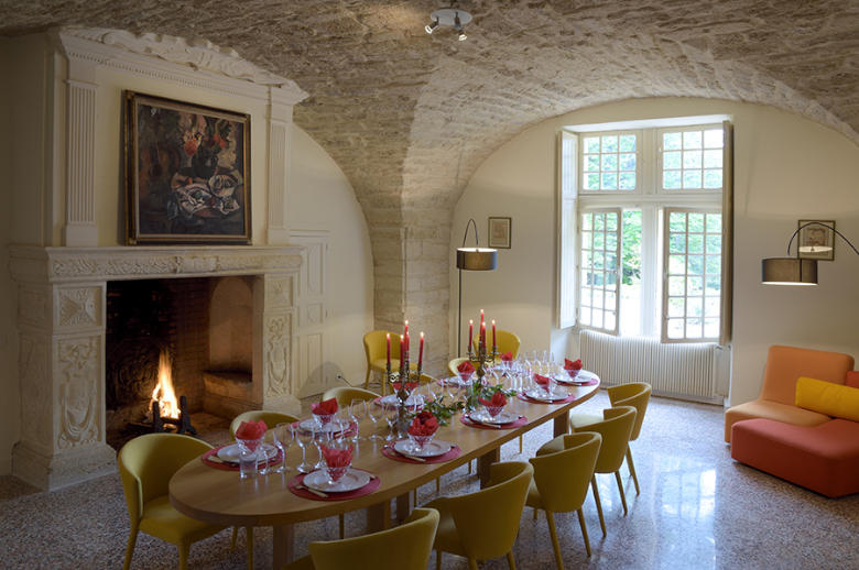 Chateau Esprit Sud - Location villa de luxe - Provence / Cote d Azur / Mediterran. - ChicVillas - 15