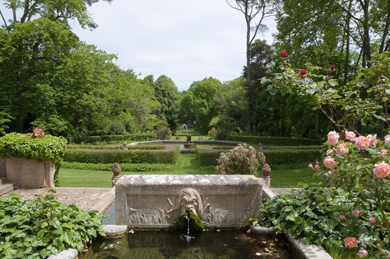 Chateau Esprit Sud - Location villa de luxe - Provence / Cote d Azur / Mediterran. - ChicVillas - 16