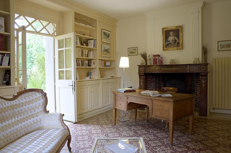 Chateau Esprit Sud - Location villa de luxe - Provence / Cote d Azur / Mediterran. - ChicVillas - 17