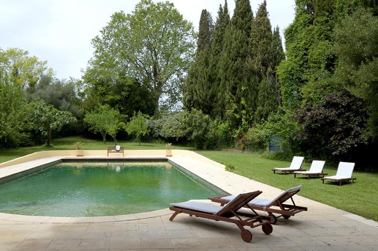 Chateau Esprit Sud - Location villa de luxe - Provence / Cote d Azur / Mediterran. - ChicVillas - 19