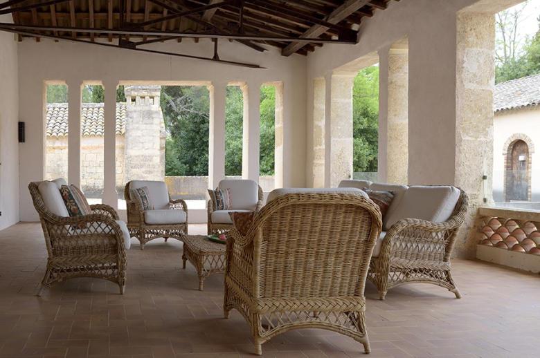 Chateau Esprit Sud - Location villa de luxe - Provence / Cote d Azur / Mediterran. - ChicVillas - 24