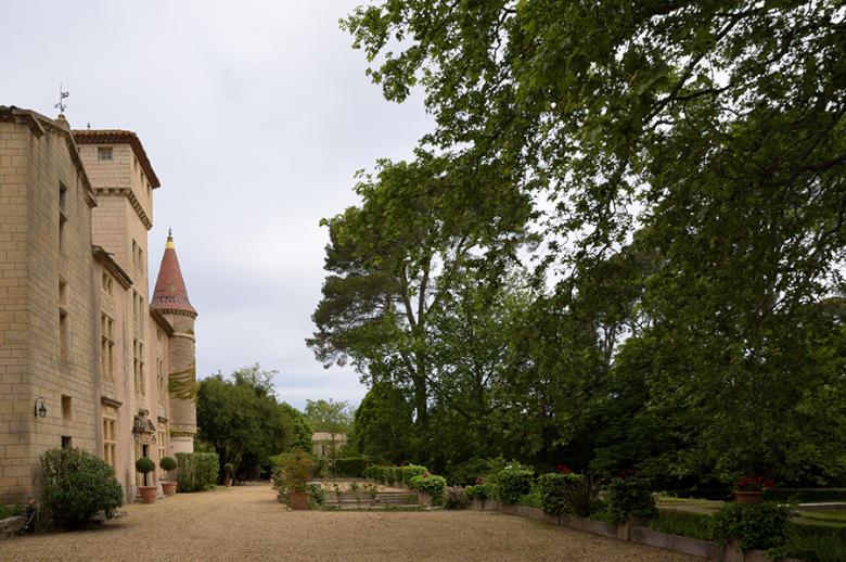 Chateau Esprit Sud - Location villa de luxe - Provence / Cote d Azur / Mediterran. - ChicVillas - 31