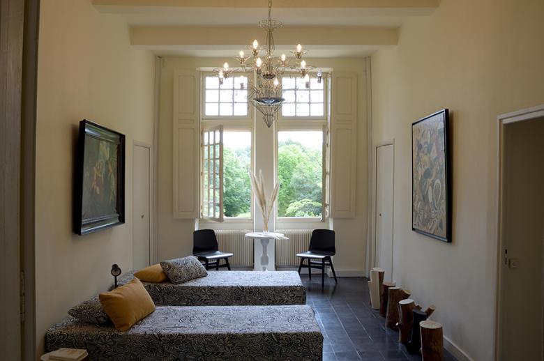 Chateau Esprit Sud - Location villa de luxe - Provence / Cote d Azur / Mediterran. - ChicVillas - 33