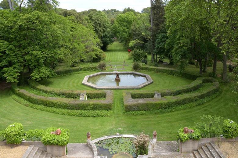 Chateau Esprit Sud - Location villa de luxe - Provence / Cote d Azur / Mediterran. - ChicVillas - 4
