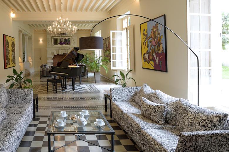 Chateau Esprit Sud - Location villa de luxe - Provence / Cote d Azur / Mediterran. - ChicVillas - 8