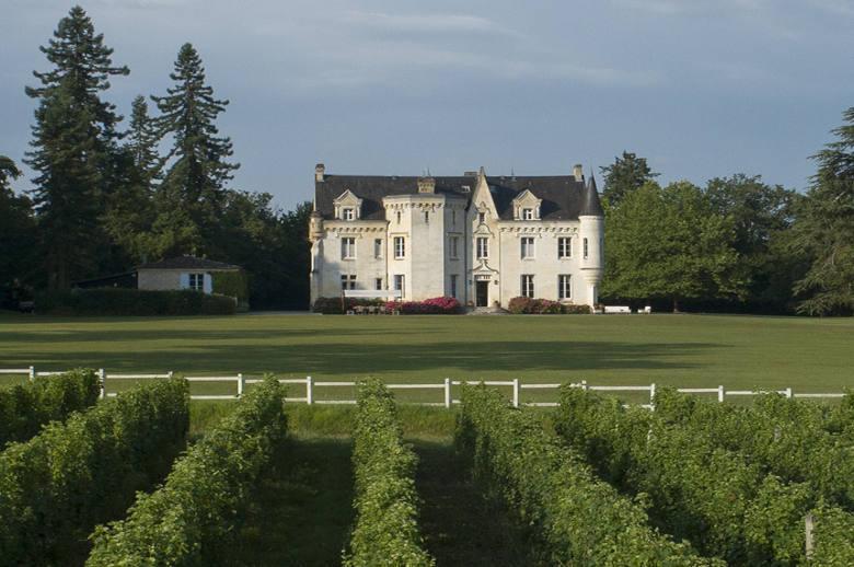 Chateau Heart of Bordeaux - Location villa de luxe - Aquitaine / Pays Basque - ChicVillas - 1