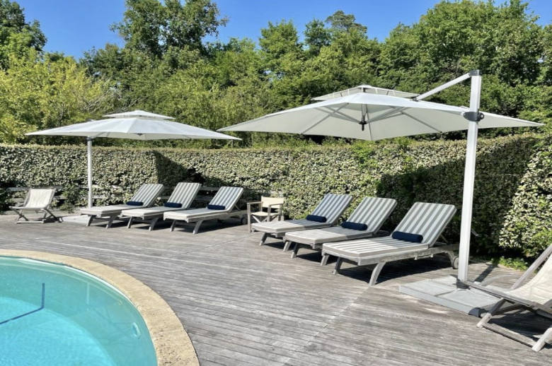Chateau Heart of Bordeaux - Location villa de luxe - Aquitaine / Pays Basque - ChicVillas - 10