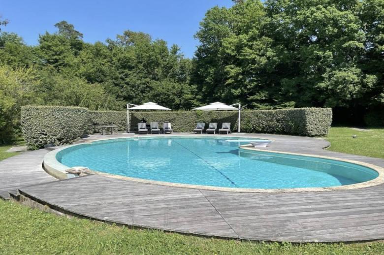 Chateau Heart of Bordeaux - Location villa de luxe - Aquitaine / Pays Basque - ChicVillas - 11