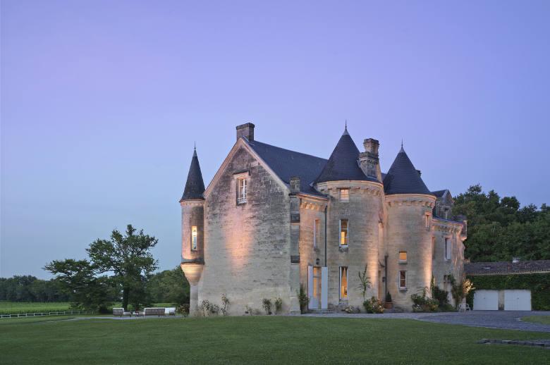 Chateau Heart of Bordeaux - Location villa de luxe - Aquitaine / Pays Basque - ChicVillas - 12