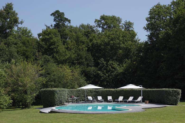 Chateau Heart of Bordeaux - Location villa de luxe - Aquitaine / Pays Basque - ChicVillas - 2