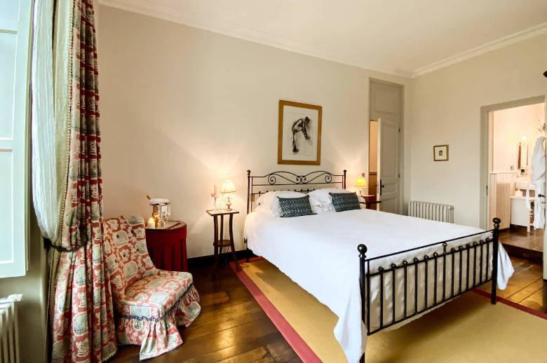 Chateau Heart of Bordeaux - Location villa de luxe - Aquitaine / Pays Basque - ChicVillas - 22