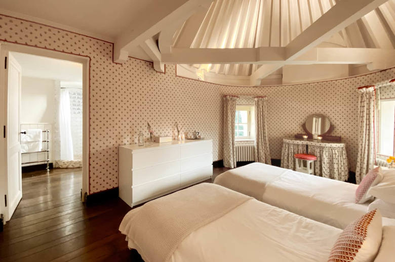 Chateau Heart of Bordeaux - Location villa de luxe - Aquitaine / Pays Basque - ChicVillas - 27