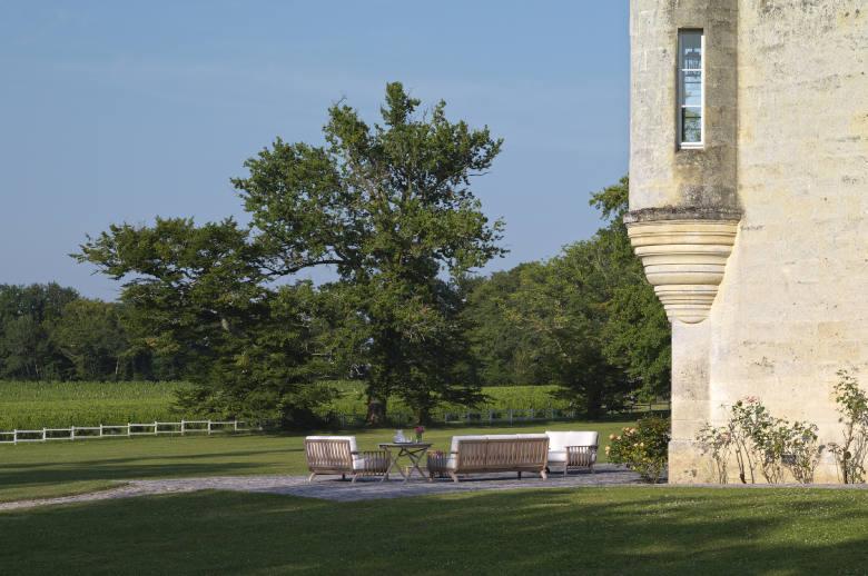 Chateau Heart of Bordeaux - Location villa de luxe - Aquitaine / Pays Basque - ChicVillas - 3