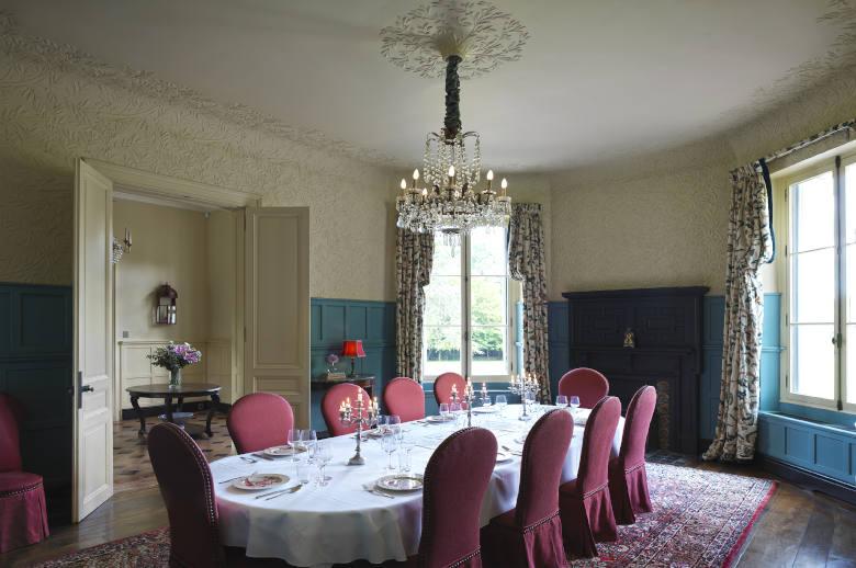Chateau Heart of Bordeaux - Location villa de luxe - Aquitaine / Pays Basque - ChicVillas - 8