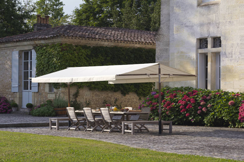 Chateau Heart of Bordeaux - Location villa de luxe - Aquitaine / Pays Basque - ChicVillas - 9