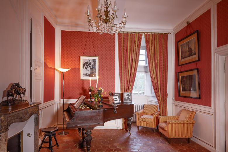 Chateau Heart of Dordogne - Location villa de luxe - Dordogne / Garonne / Gers - ChicVillas - 12