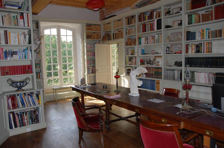 Chateau Heart of Dordogne - Location villa de luxe - Dordogne / Garonne / Gers - ChicVillas - 13