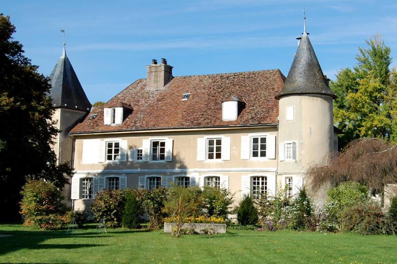 Chateau Les Deux Tours - Location villa de luxe - Paris / Ile de France - ChicVillas - 1