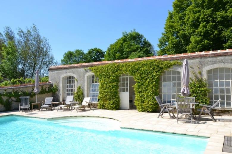 Chateau Les Deux Tours - Location villa de luxe - Paris / Ile de France - ChicVillas - 14