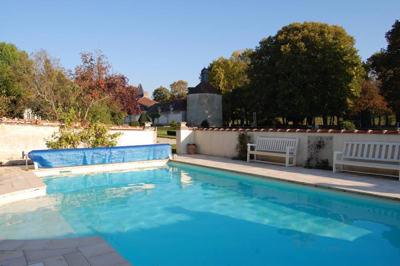 Chateau Les Deux Tours - Location villa de luxe - Paris / Ile de France - ChicVillas - 36