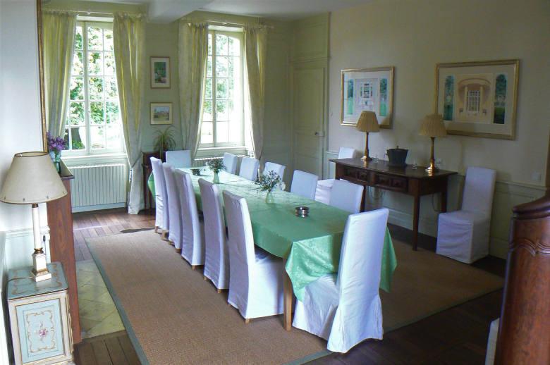 Chateau Les Deux Tours - Location villa de luxe - Paris / Ile de France - ChicVillas - 8