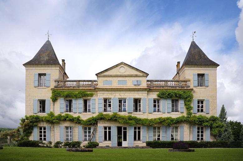 Chateau Les Hauts de Garonne - Location villa de luxe - Dordogne / Garonne / Gers - ChicVillas - 1