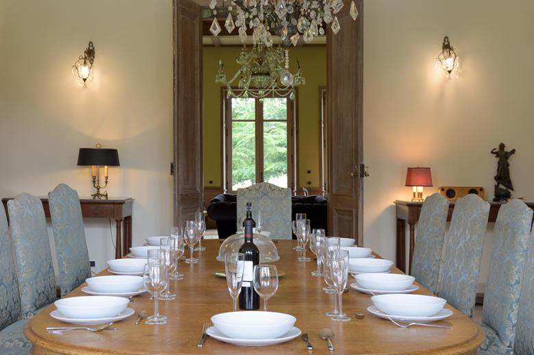 Chateau Les Hauts de Garonne - Location villa de luxe - Dordogne / Garonne / Gers - ChicVillas - 11