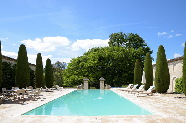 Chateau Les Hauts de Garonne - Location villa de luxe - Dordogne / Garonne / Gers - ChicVillas - 14