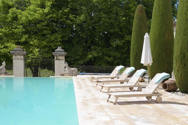 Chateau Les Hauts de Garonne - Location villa de luxe - Dordogne / Garonne / Gers - ChicVillas - 15