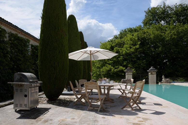 Chateau Les Hauts de Garonne - Location villa de luxe - Dordogne / Garonne / Gers - ChicVillas - 16