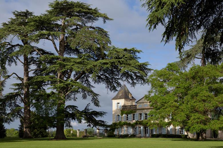 Chateau Les Hauts de Garonne - Location villa de luxe - Dordogne / Garonne / Gers - ChicVillas - 2